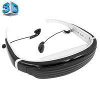 LUNETTES 3D Casque VR VISION-720 68 pouces privé virtuel Théât