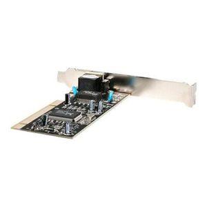 STARTECH Carte réseau PCI ? 1 port Gigabit Ethernet - Adaptateur NIC PCI GbE