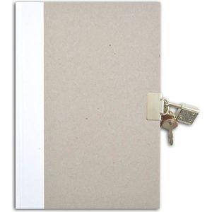 TOGA Journal intime ? décorer - ligné - 13x18
