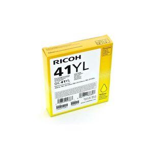 Ricoh Cartouche d'encre Gel Jaune  GC41YL
