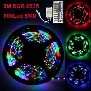 BANDE - RUBAN LED Montawa ®5 M RGB 2835 SMD 300LED bande flexible lu