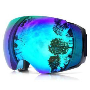 MASQUE - LUNETTES SKI Masque De Ski/snow Lunettes de ski, snowboard, mon