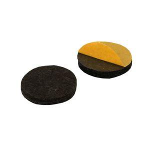 PATIN - EMBOUT Lot de 16 patins feutres adhésifs - Ø 17 mm - Marr