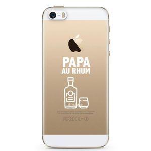 coque iphone 8 rhum