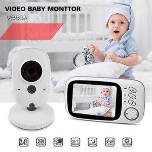 ÉCOUTE BÉBÉ BabyPhone vidéo Sans fil Multifonctions ÉCOUTE BÉB