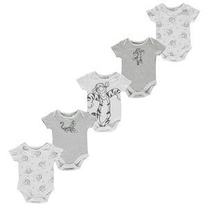 9cc8a72fa849a Vêtements garçons (0-24 mois) Body Bébé Lot de 4 Disney et Charmy Kitty