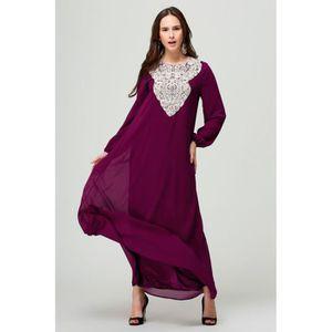 ROBE Robes musulmanes pour femmes Muslimah Jubah Baju K
