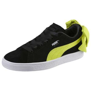 Baskets Bow Suede Block Puma Femme Select Chaussures srQdth