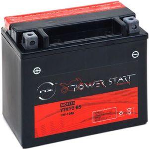 BATTERIE VÉHICULE Batterie moto YTX12-BS / GTX12-BS 12V 10Ah