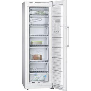 CONGÉLATEUR PORTE SIEMENS Congélateur armoire vertical blanc A++ fro