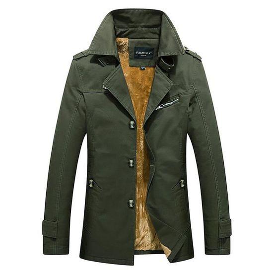2650a17733dea Revers Veste De Uni Marque Vêtement Masculin Homme Hommes Luxe Coton En  Grande Baggy Vêtements Taille tXrX7qCwx