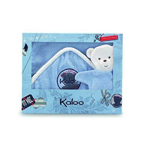 KALOO Sortie de Bain bébé + Gant