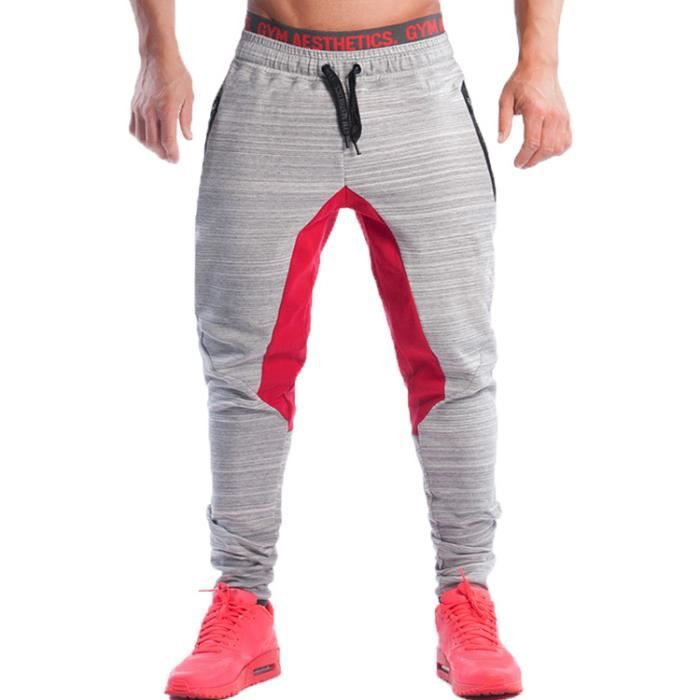 Jogging Pantalon homme Marque Gymshark Jogger Sport Pantalons homme Girs a4235f33f12a
