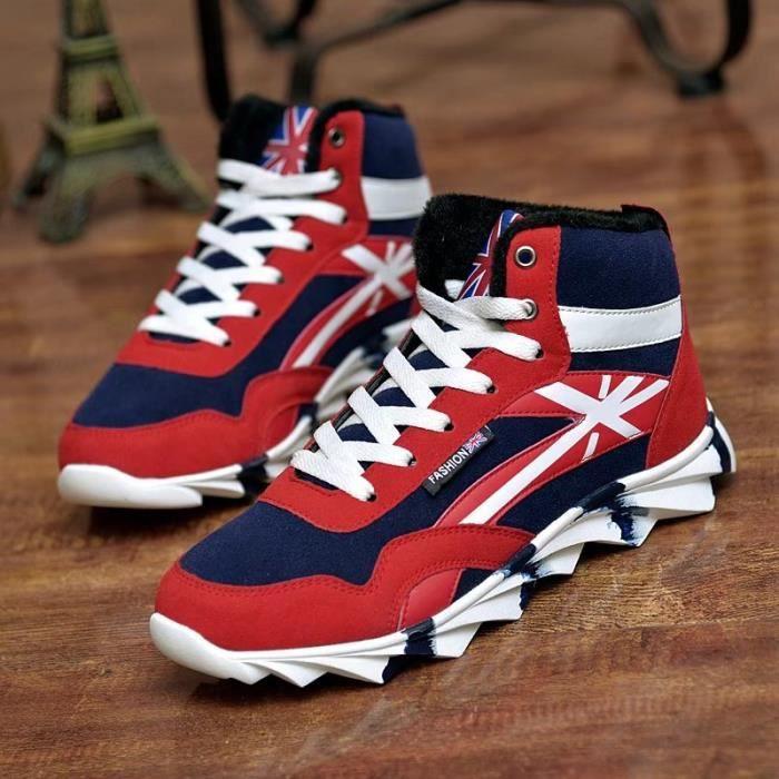 Baskets mode Bien chaud Chaussures de sport Multisports outdoor Chaussures de running Randonnée