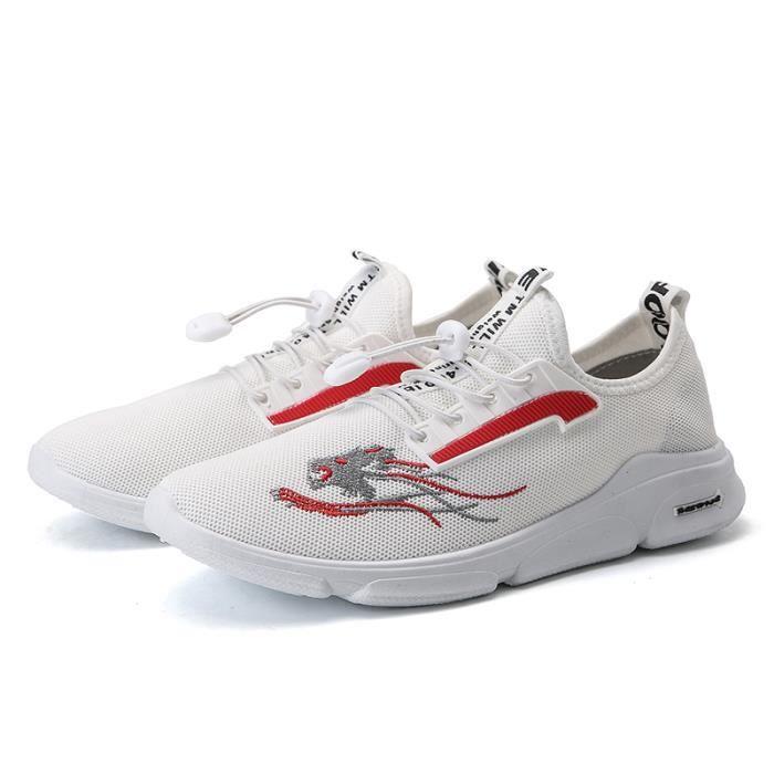 70623f6d0e06e Baskets Homme Garçon Chaussures de Sport Sneakers mode Running ...