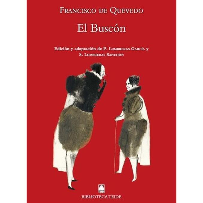 Livre en espagnol -Buscon, el.(bibl.teide)