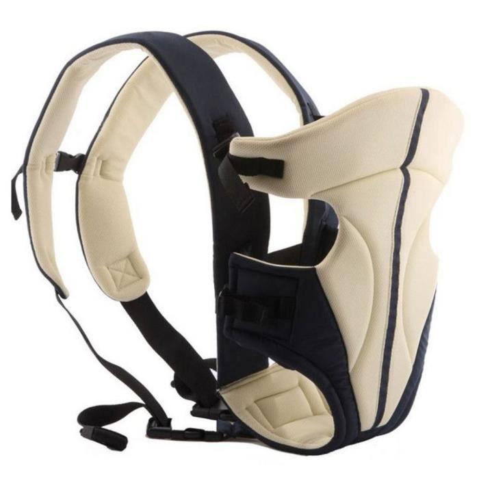mise à jour - mois respirable devant multifonctionnel porte - bébé infant bébé sling sac pochette wrap bébé kangourou