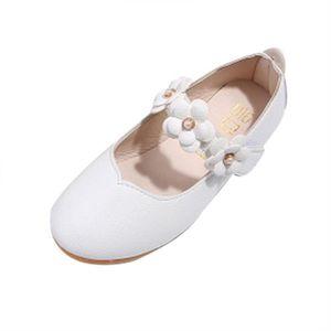 BOTTE Enfants Chaussures Fille Mode Fleur Kid Chaussures Solide Tous les Match Chaussures Casual@BlancHM KszFN