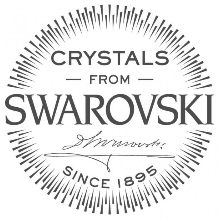 Manon de Brécourt - Bracelet à cristaux Swarovski® Blush Rose et Silk