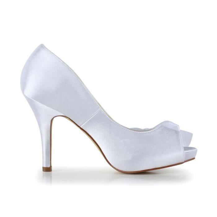 Jia Jia Wedding 37012L chaussures de mariée mariage Escarpins pour femme