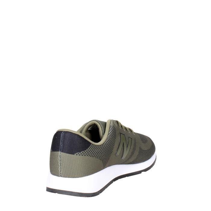 New Balance Sneakers Garçon Vert foncé, 40