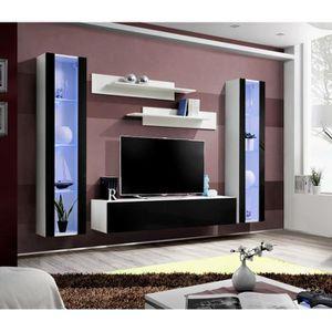 MEUBLE TV PRICE FACTORY - Meuble TV FLY A1 design, coloris b