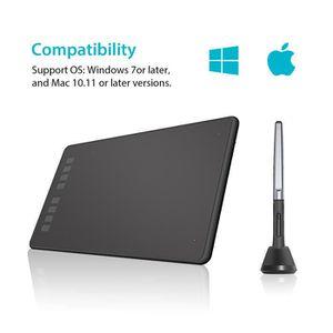 TABLETTE GRAPHIQUE HUION INSPIROY H950P 8,7 x 5,4 Pouces Tablette Gra