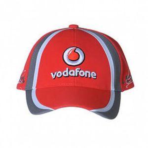 CASQUETTE CAP Formula One 1 Vodafone McLaren Mercedes F1 201