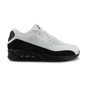new concept f0963 21017 BASKET Nike Air Max 90 Essential Noir Taille 43