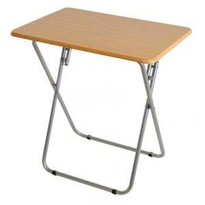 table pliante bois. great table pliante bois et mtal with table