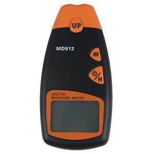 Capteur d'humidité MD912 Outils numeriques Humidimetre pour Bois, She