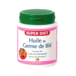 COMPLÉMENT MINCEUR Huile de germe de blé - 200 capsules