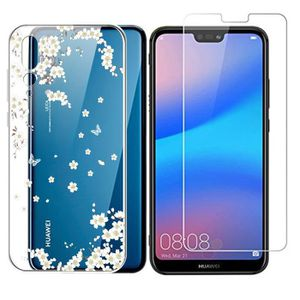 coque silicone transparent huawei p20 pro
