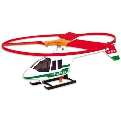 GUNTHER Hélicoptère Police à vol libre