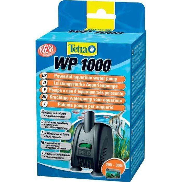 TETRA - Pompe à eau pour aquarium Tetra WP 1000