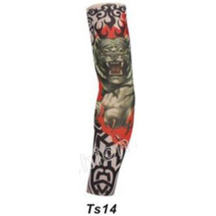Creme Solaire Tatouage protection solaire manches de tatouage de basketball manchon de bras