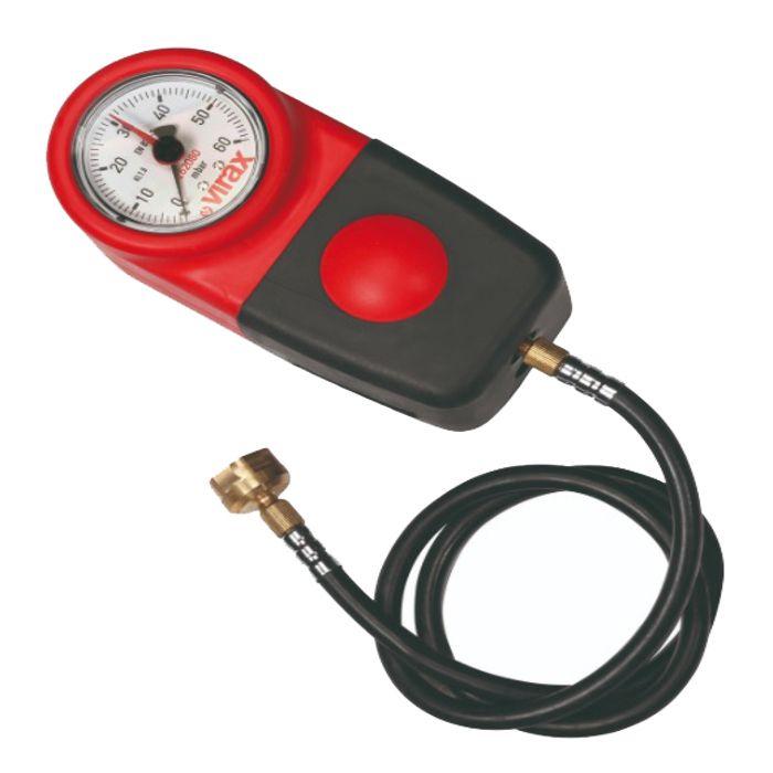 ENTRETIEN DE LA MAISON Contrôleur d'étanchéité gaz Virax Plomberie
