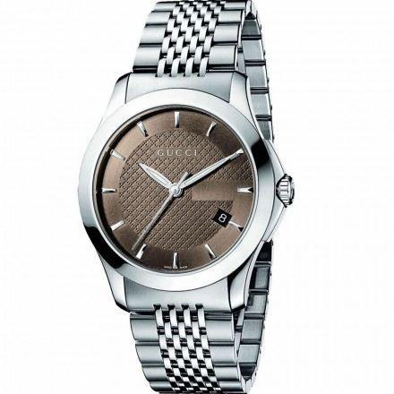Femme Montre Gucci Dive, 45 mm Montre Gucci G-Timeless Quartz Médium  YA126406 … 095f8dfc532