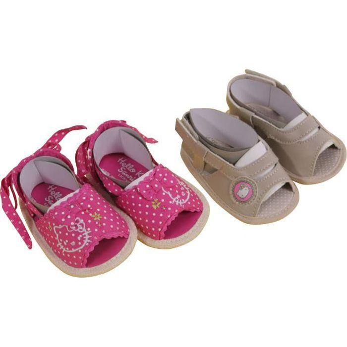 Chaussures Bébé Lot de 2 paires Hello Kitty