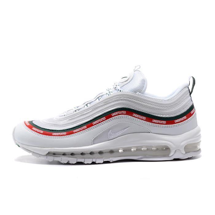 2f7fe706f51 Baskets Nike Air Max 97 OG  u201cUNDFTD u201d Homme Femme Mixte Chaussures  Blanc ...