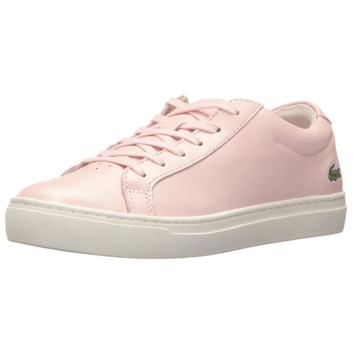 1 3eb9zm Rose Mode 12 Sneaker 40 2 12 L Taille Lacoste 317 7Igvf6byY