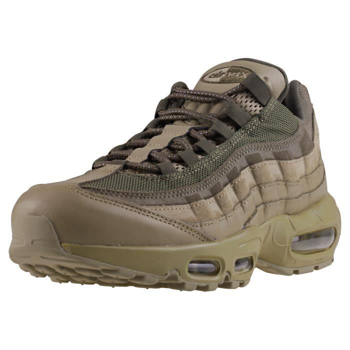 Nike Air Max 95 Premium SE chaussures olive gris Homme