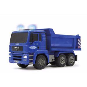 camion de chantier radiocommande achat vente jeux et jouets pas chers. Black Bedroom Furniture Sets. Home Design Ideas