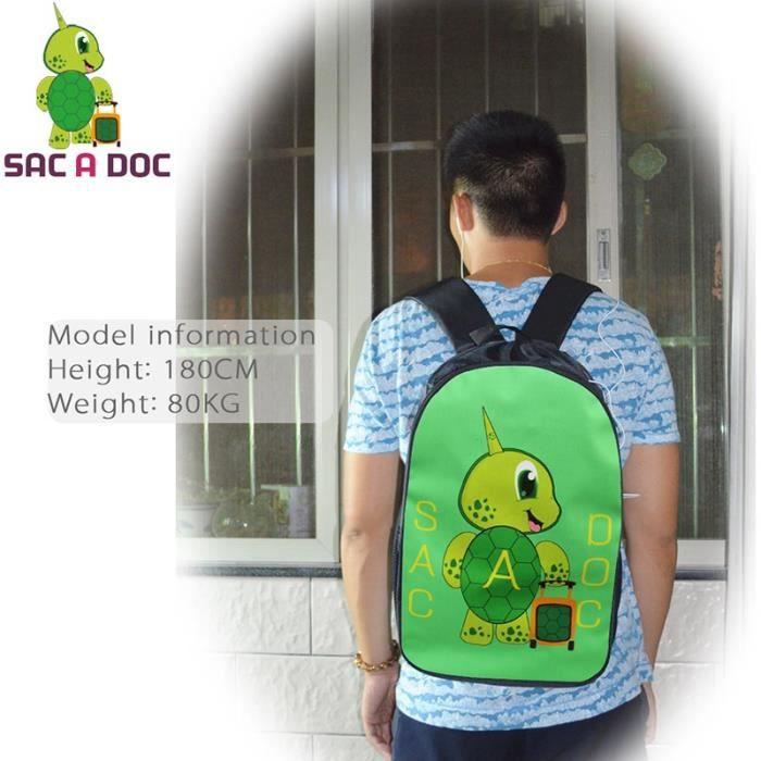 SAC A DOS Cool Garçons Filles école Sac à dos de chargement USB German ShepherdSac à dos pour ordinateur portable Hommes Femmes Cool
