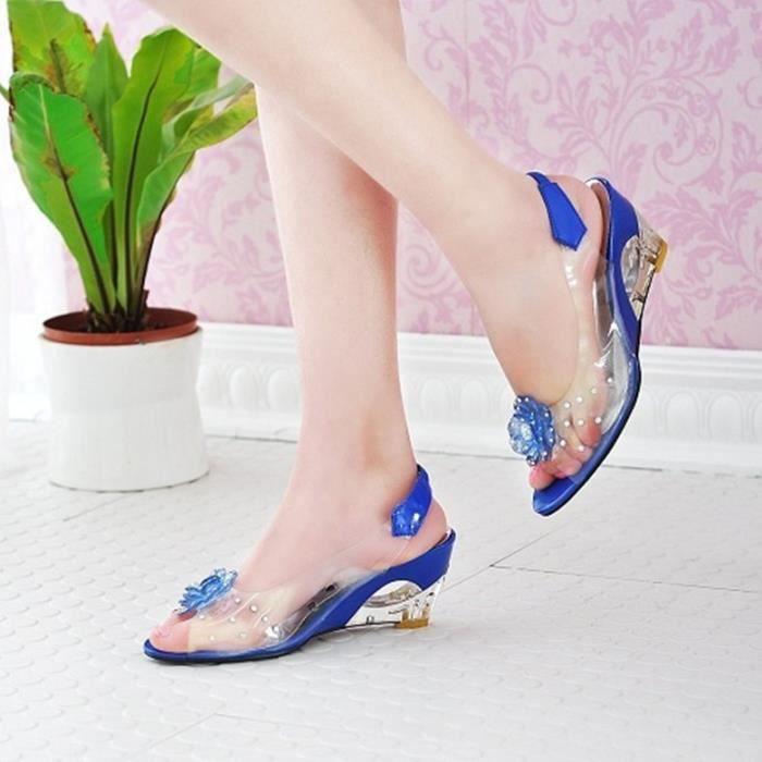 Sandales femme grande