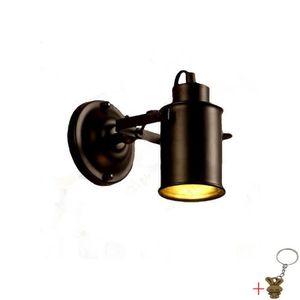 interesting applique applique rtro lampe murale led industriel mur de with applique murale cdiscount. Black Bedroom Furniture Sets. Home Design Ideas