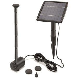 ba59a6ad3feaf FONTAINE DE JARDIN Kit pompe solaire vasque ou petit bassin Fountain ...