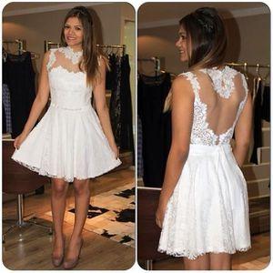 Une belle robe de soiree courte