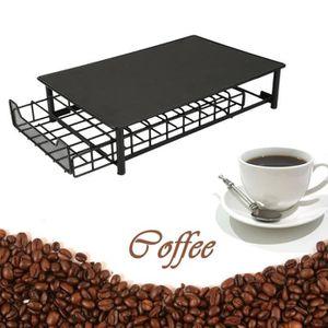 DISTRIBUTEUR CAPSULES 60 PCS Tiroir de capsule de café Distributeur de Q