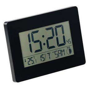 horloge radio pilotee avec date achat vente horloge radio pilotee avec date pas cher. Black Bedroom Furniture Sets. Home Design Ideas